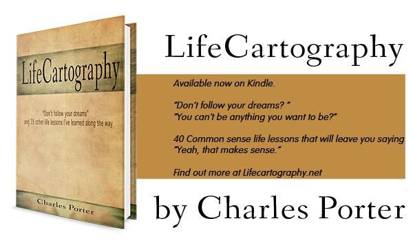 LifeCartography Ad
